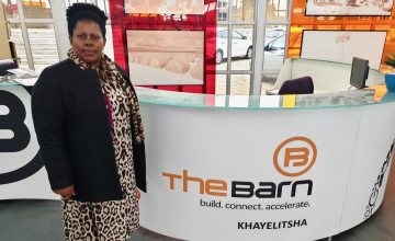 Tech Hub Offers Office Space for South African Entrepreneurs