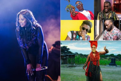 All Africa Music Awards, AFRIMA, nominees.