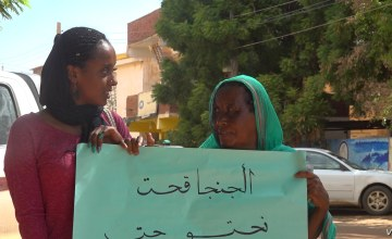 Women Fight for Representation in Sudan's New Government