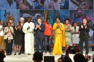 La sixième Conférence de reconstitution des ressources du Fonds mondial de lutte contre le sida, la tuberculose et le paludisme s'est achevée jeudi à Lyon.