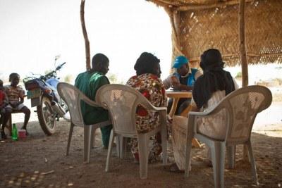 La situation des déplacés reste préoccupante