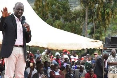Deputy President William Ruto (file photo)
