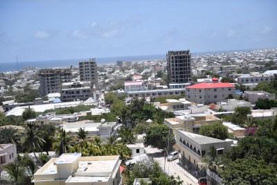 Ville de Mogadiscio