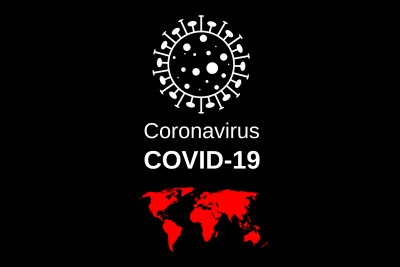 COVID-19 novel coronavirus pandemic outbreak