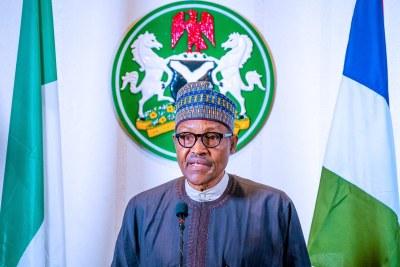 Le président nigérian Muhammadu Buhari a annoncé les mesures de son gouvernement face à la crise du coronavirus dans un discours national.