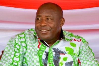 Général Evariste Ndayishimiye président élu du Burundi
