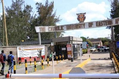 Université catholique d'Afrique de l'Est.