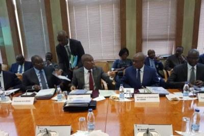 Les membres du Comité de politique monétaire (Cpm) de la Banque centrale des Etats de l'Afrique de l'Ouest (Bceao