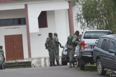 Forces de sécurité camerounaises