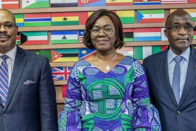 Closing of the AfDB 2020 Annual Meetings : The election of the president was the centerpiece of the two-day meetings, held virtually for the first time in the Bank's history amid the ongoing COVID-19 pandemic.