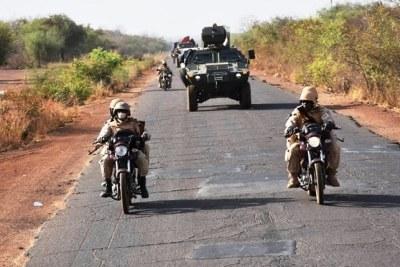 Détachement militaire