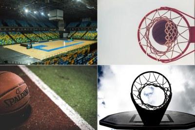 Kigali Arena, top left (file photo).