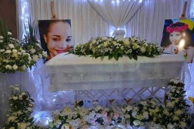 Anne Nhira laid to rest.