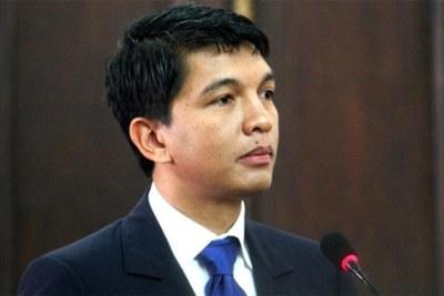 S.E.M. Andry Rajoelina, président de la République de Madagascar