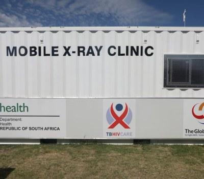 SA Piloting Mobile X-Rays to Improve TB Detection