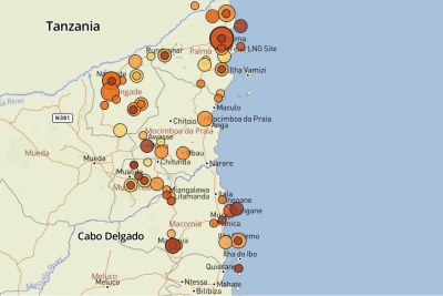 Cabo Ligado ('Connected Cape'), a conflict