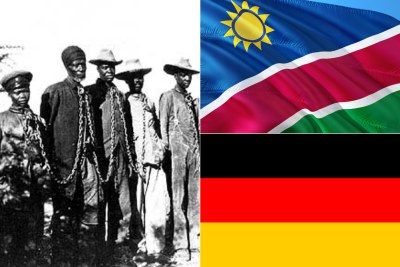Germany genocide in Namibia (File photo).