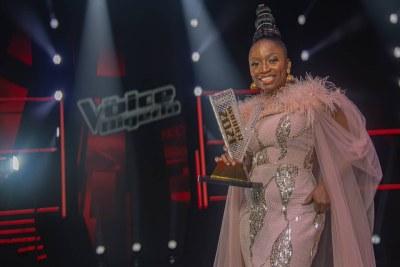 Esther wins The Voice Nigeria