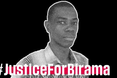 Birahim Touré, le journaliste malien disparu depuis 2016