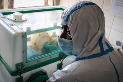 Cote d'Ivoire declares first Ebola outbreak in more than 25 years.